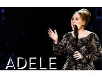 Adele Tickets for sale 29th June 2017 Wembley Stadium
