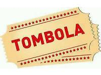Do u have any tombola and raffle items that u don't need like to donate to spiritualist church