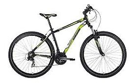 New barracuda mountain bike