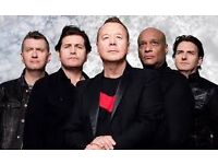 Simple Minds - Bristol 29th May x 2
