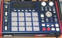 akai MPC 1000 w 128 RAM and 4gb CF card GREAT CONDITION