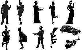 Murder Mystery: 1920 Chicago Skulduggery @ the Speakeasy