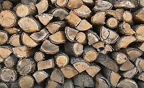 Seasoned firewood, all hard wood delivered