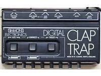 Simmons Clap Trap (Vintage Clap Synth)