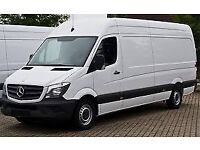 Man & Van Short Notice Removals & Courier Local & NationWide
