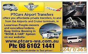 PTCars Airport Direct Perth Perth City Area Preview