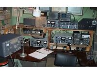 HAM RADIO SCANNERS,RECEIVERS,TRANSCEIVERS,SHORTWAVE WANTED.