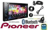 Pioneer, dvd Bluetooth USB, AUX IPOD, IPHONE ...,Garante un ans