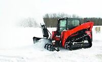 Offering snow removal for 2018-2019 season