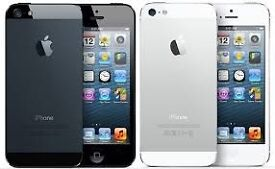iPhone 5 64GB Unlocked in White Grade A Condition Boxed with Warranty!