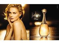DIOR 'J'ADORE' FOR LADIES, 100ML EDP, NEW-BOXED-SEALED, COLLECTION / DELIVERY. TEL.07803366789
