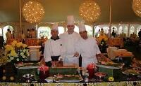 LIVE COOKING STATIONS FOR YOUR WEDDING EVENT