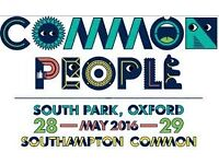 Bar staff & managers required for Common people, Wilderness and 40+ festivals UK wide