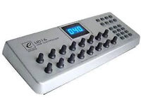 EVOLUTION UC16 USB MIDI CONTROLLER 16 KNOBS BARGAIN! VIRTUALLY BRAND NEW ONLY USED FEW TIMES!