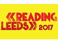 1 X Saturday Reading Festival Ticket