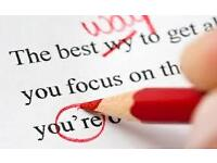English Proofreading Editing Service - Essays, Dissertations, Articles, Foreign Language Students