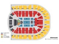 Justin Bieber Tickets x6 GREAT PLATINUM SEATS Blk 112 row F London o2 Arena Sat 15th Oct £400 EACH