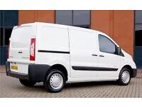 Man and van collections and delivery