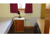 1 Bedroom in student hall, Crescent Hall, Cowley