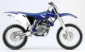 Looking for Yamaha YZ250/450f