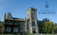 Car Pool to Toronto - need 1 passenger to go to UFT