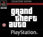 [Playstation 1] Grand Theft Auto Collector's Edition