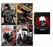 Sons of Anarchy Seasons 1-3