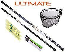 Ultimate Vaste Hengel Set (inclusief Hyper Finesse 11m,