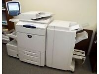 Xerox Docucolor DC250 copier / printer with inbuilt Fiery RIP