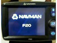 Navman F20 sat navigation / fully working