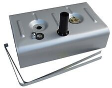 "TANKS INC UTSS-2HT UNIVERSAL PICKUP STAINLESS STEEL GAS TANK W/ 2"" NECK & HOSE"