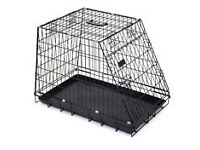 Sloping Folderable Hatchback Cage : Unused New Cage :
