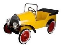 good for shop display pedal car