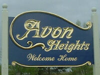 LOTS FOR SALE IN AVON HEIGHTS SUBDIVISION