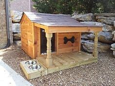 All Doghouses Custom and Standard Delivery Available