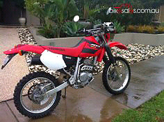 Wanted  XR250( R/ L) or  XR400(R/L) blue plate (1996 to 2004)