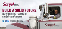 SANJEL HIRING EVENT! (Oilfield Cementing Services)