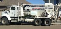 Concrete Supply - Order concrete from us!