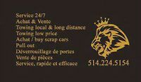 REMORQUAGE KINGS 24H 7/7 SERVICE RAPIDE EFFICACE & PROFESSIONNEL