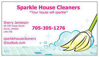 Sparkle House Cleaners