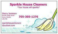 Do you need your house cleaned? I am the company for you!