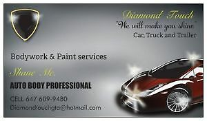 BodyWork and Paint Great Prices