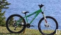 Stolen: Green Norco Rival. Cash Reward