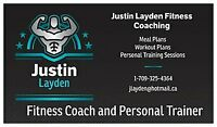 Online Coaching (Meal and Training Plans) $40/week or $125/Month