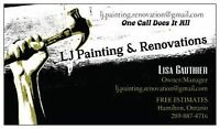LJ Painting and Renovations