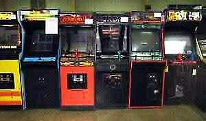 Looking for any broken or working arcade machines