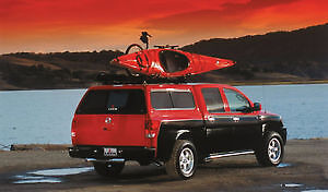 LEER CANOPY SALE 2013+ Nissan Fronteir King/Crew Cab 6'1 Bed Red
