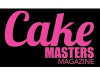 Editorial & Sales Associate for Cake Decorating Magazine
