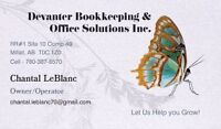 Are you looking for a Bookkeeper or Office Admin?