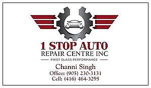 Complete auto repair on all makes & model/ 9052303131